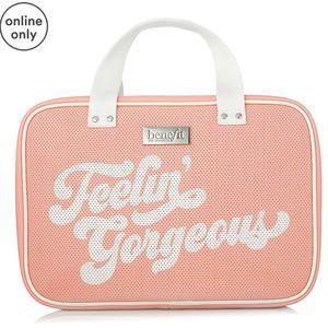 🆕 Benefit Cosmetic Bag - Branded Weekender